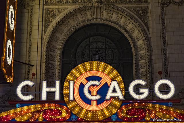 Distrito de los Teatros - Chicago por El Guisante Verde Project