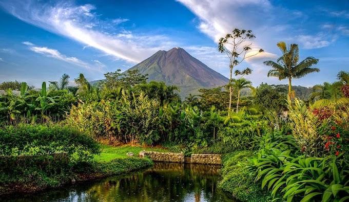 5 причин посетить Коста-Рику