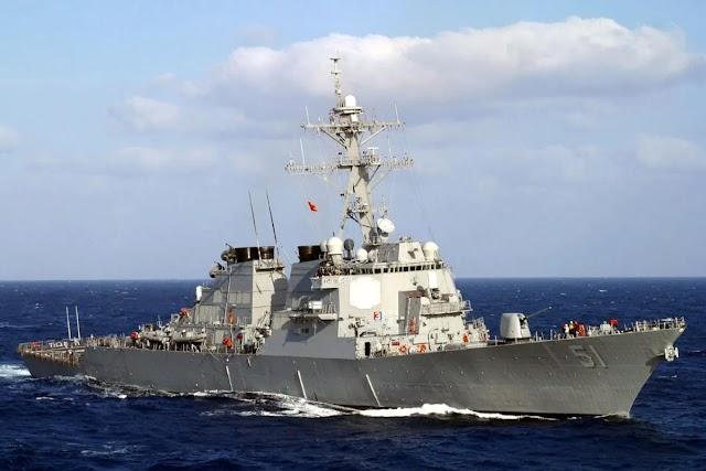 Αποφασισμένοι σε Επιτελείο και ΠΝ: «Κυνηγούν» το Arleigh Burke ως πλοίο ενδιάμεσης λύσης για τον στόλο