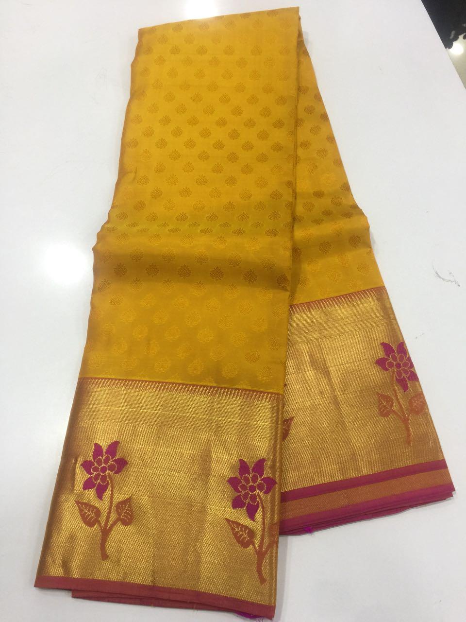 Pure Kanchipuram Silk Sarees Buy Online Kanchi Silk