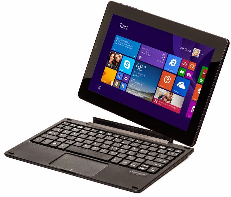 E FUN Nextbook 2-in-1 Tablets