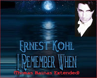 Ernest Kohl - I Remember When (Arranged by Thomas Bainas) 2016