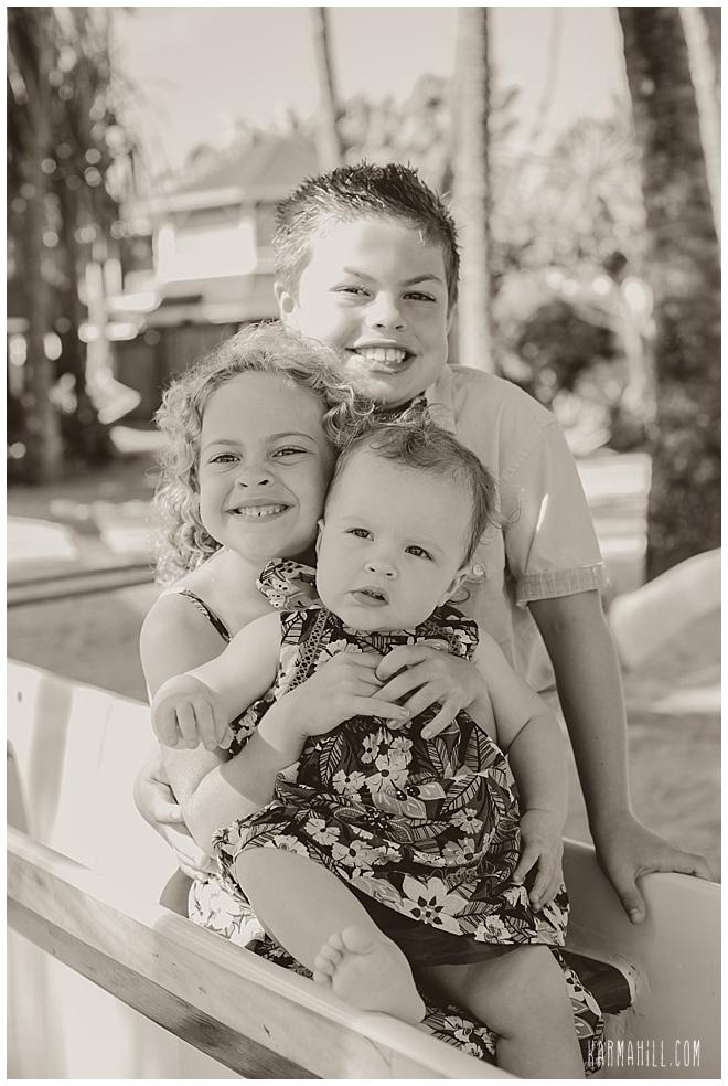 Maui Family Portrait Photographer