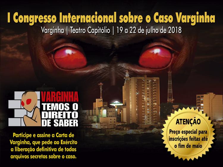 Revista UFO - I Congresso Internacional sobre o Caso Varginha