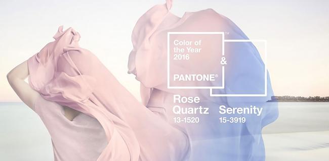 Colores Pantone 2016