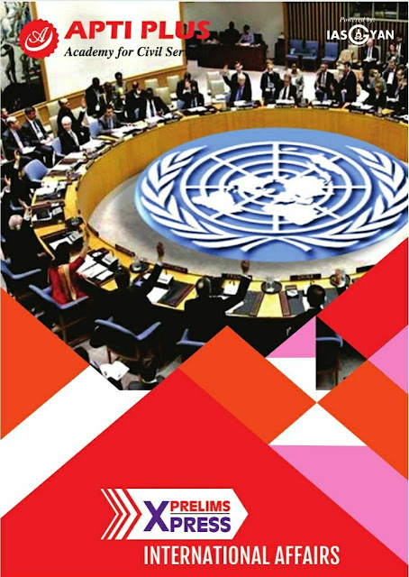 Prelims Xpress International Affairs 2020 : For UPSC Exam PDF Book