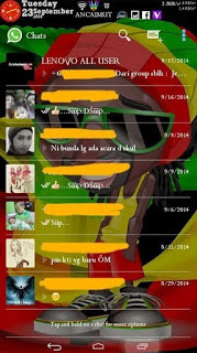 Whatsapp Mod Transparan v2.11 .apk
