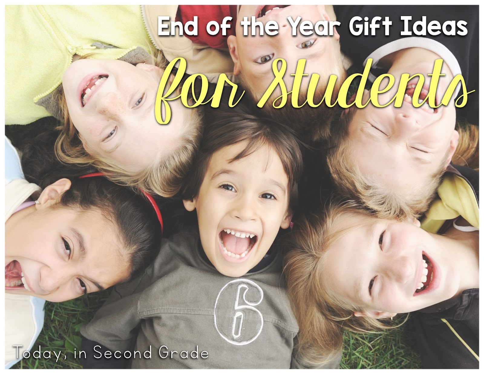 End Of The Year Student Ts