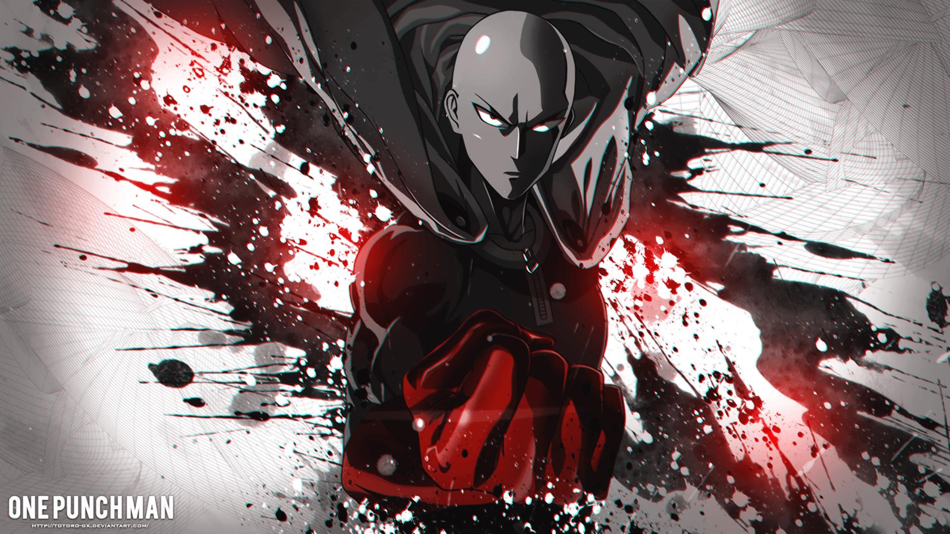 One Punch Man Season 2 wallpaper