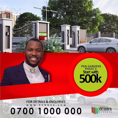 Own a?duplex with 2m deposit and spread the rest with 3 - 24months in Lekki