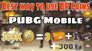 How To Use BP In Pubg
