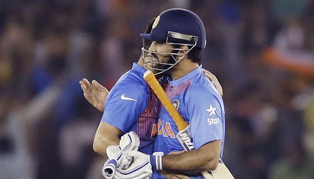 Virat Kohli tells why he became emotional after MS Dhoni hit winning runs vs Australia