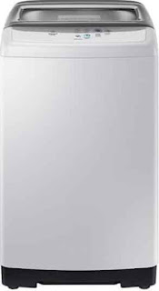 Samsung 6.2 kgFully-Automatic Top load Washing Machine (WA62M4100HY/TL, Imperial Silver)