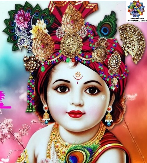 sweet and cute baby krishna images, makhan chor photos for free download