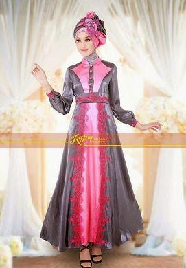 35 Ide Model Gaun Pesta Muslim Modern 2018 Toko Sepatu Online