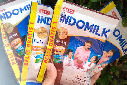 Indomilk Susu Bubuk : Nutrisi tuk Dukung Anak Tinggi, Tangguh, Tanggap
