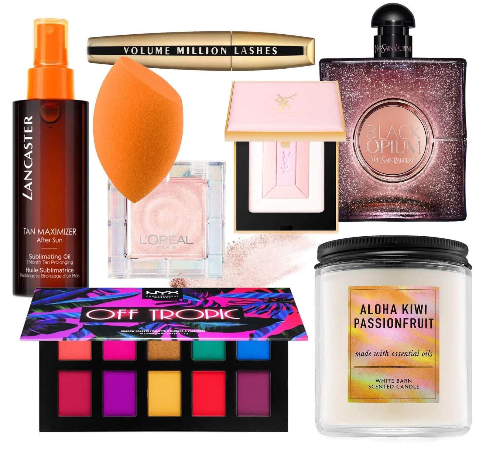 promoções cosméticos e perfumes