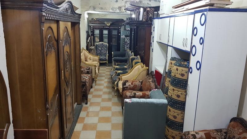 غرفه اطفال مستعملة خشب كونتر أرو عموله مستعملة