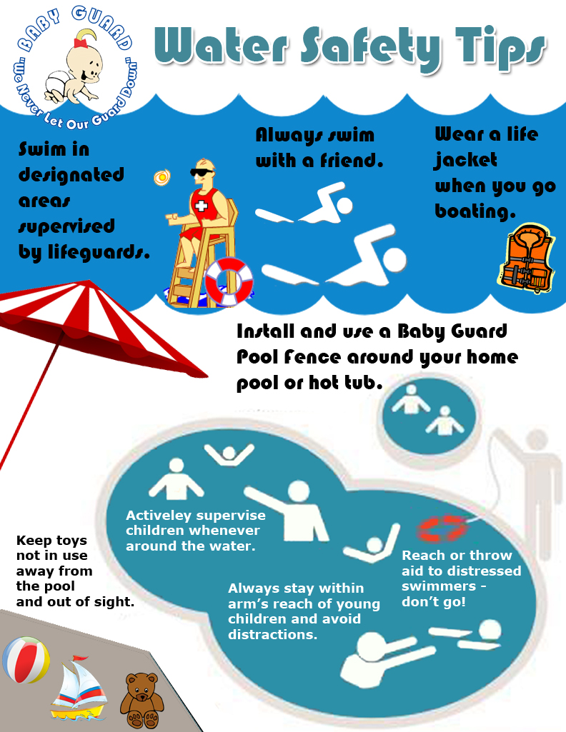 Baby Guard S Pool Safety News April 2013