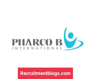 Safety specialist At pharco B international for chemicals