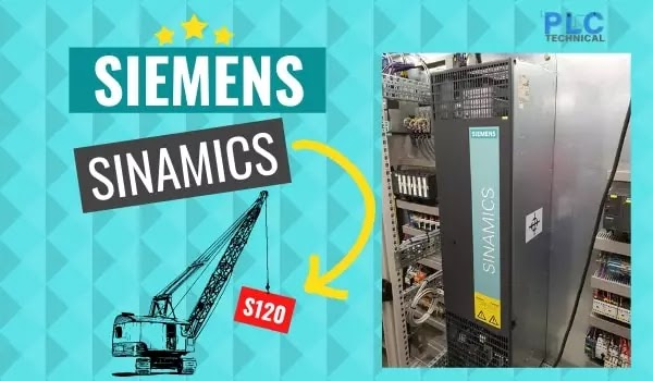 SIEMENS SINAMICS S120