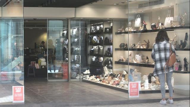 Ανέβασαν ρολά τα καταστήματα στην Αργολίδα για ψώνια μόνο με click away, click inside και SMS στο 13032