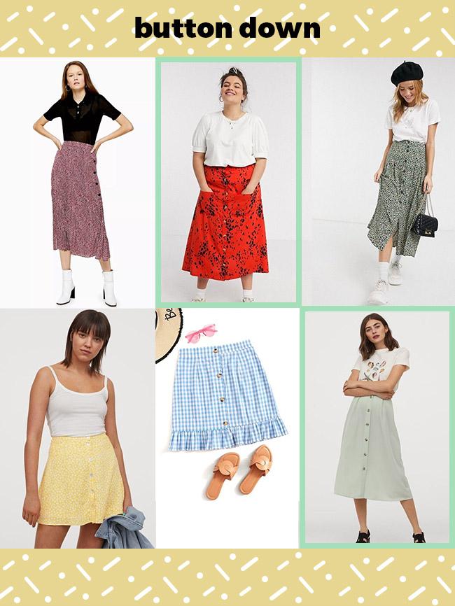 10 design hacks for the Dominique skirt