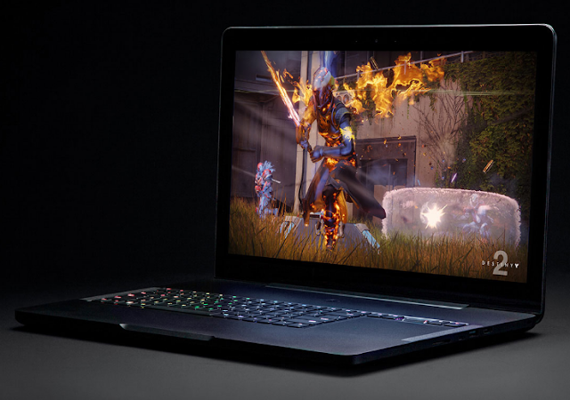 Laptop gaming terbaik 2018