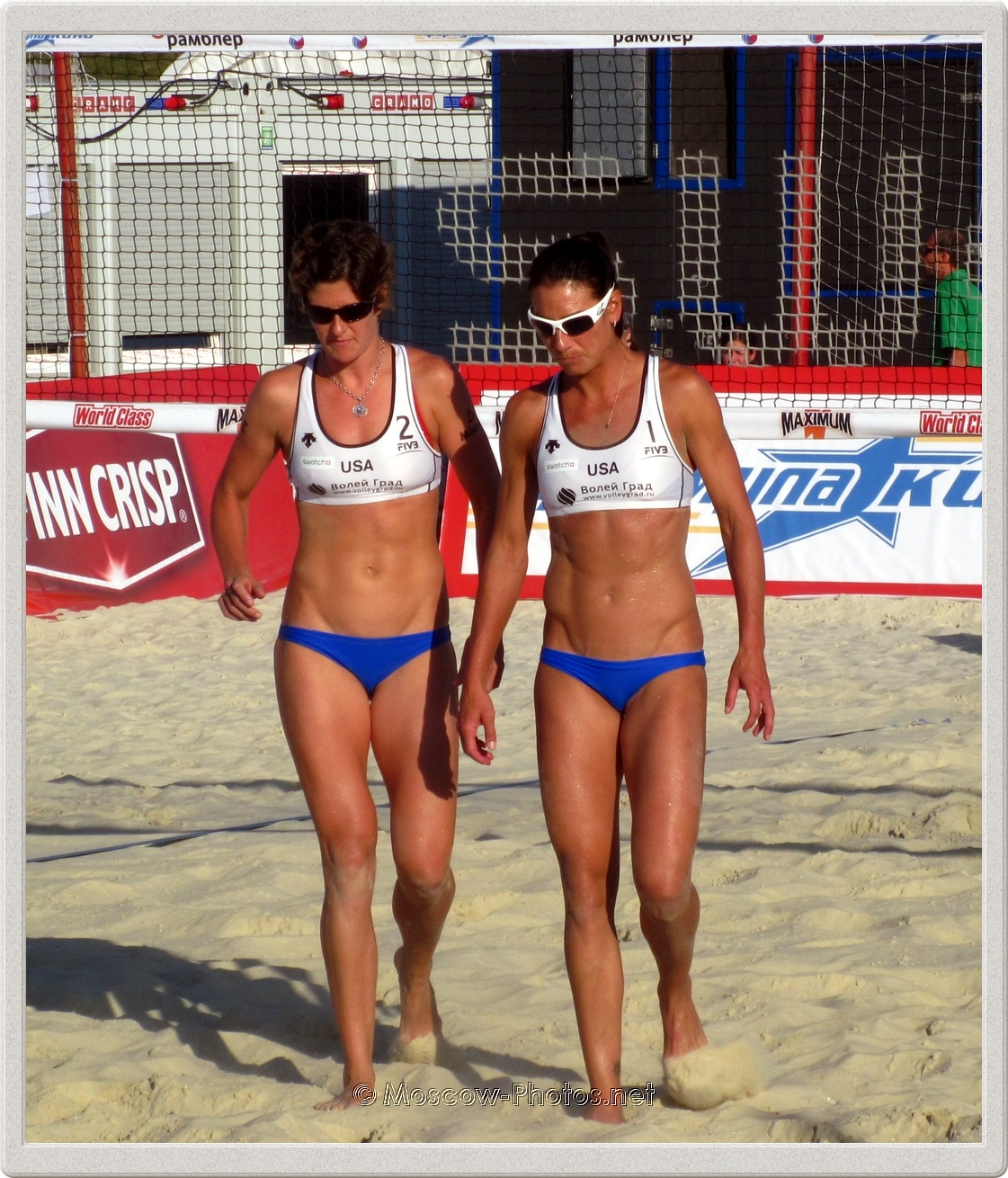 Beach Volleyball Discussion of Combination