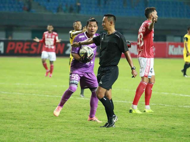 Stefano Cugurra Teco Ungkap Bali United Kalah karena Hilang Konsentrasi