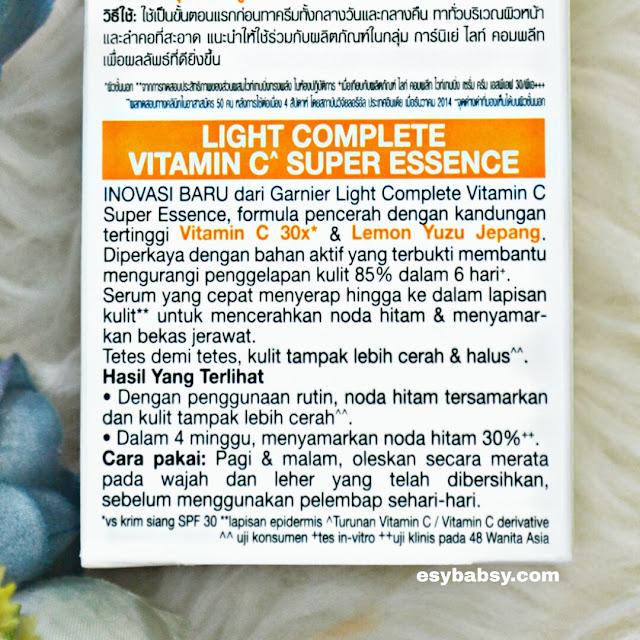 garnier-light-complete-super-essence-review-esybabsy