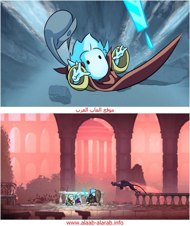 تحميل لعبة Greak Memories of Azur للكمبيوتر مجانا