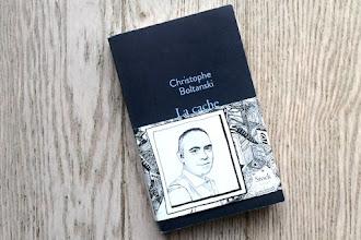 Lundi Librairie : La cache - Christophe Boltanski