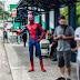 """""""Spider-Man de Jundiaí"""" faz sucesso na internet"""