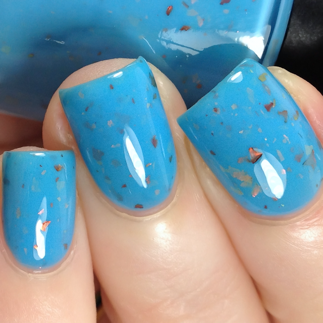 Bee's Knees Lacquer-Bye Bye Bye