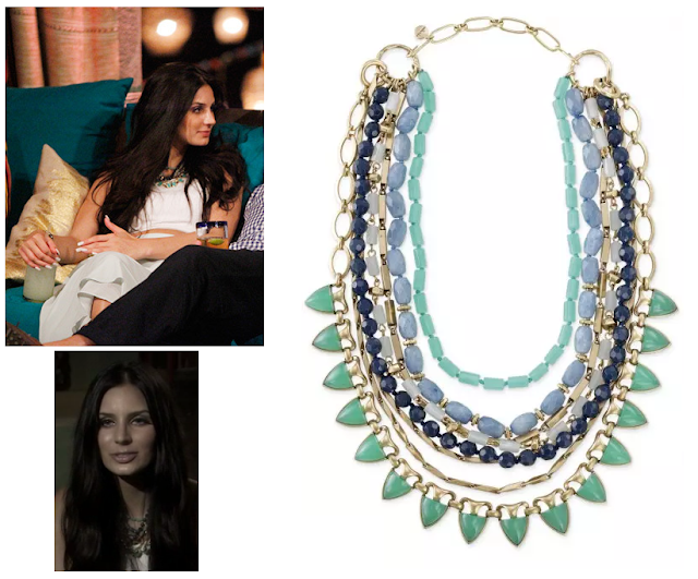 Bachelor in Paradise - Stella & Dot Stone Sutton Necklace