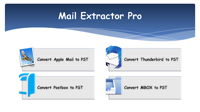 convert apple MBOX to Outlook PST