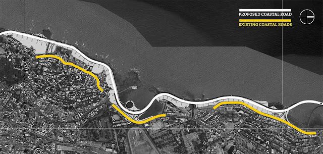 Mumbai Coastal Road Project