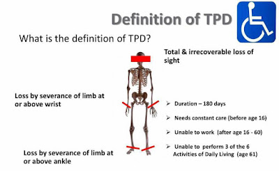 Total Permanent Disability (TPD)