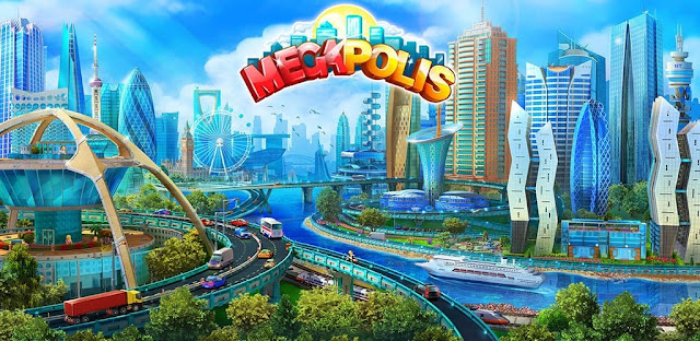 لعبة اندرويد بناء المدن اونلاين