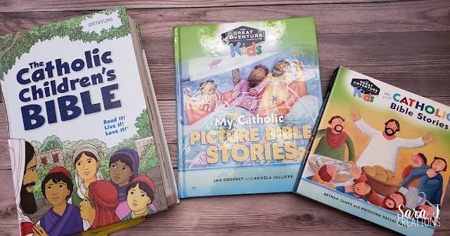 Catholic Bibles for Kids
