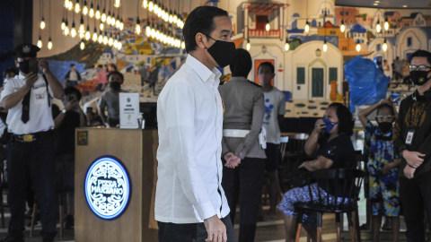 Jokowi: Tatanan Baru Berlaku di Provinsi, Kabupaten/Kota yang R0 di Bawah 1