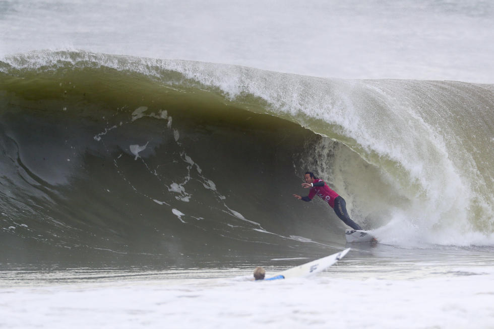 11 Jordy Smith rip curl pro portugal foto WSL Kelly Cestari