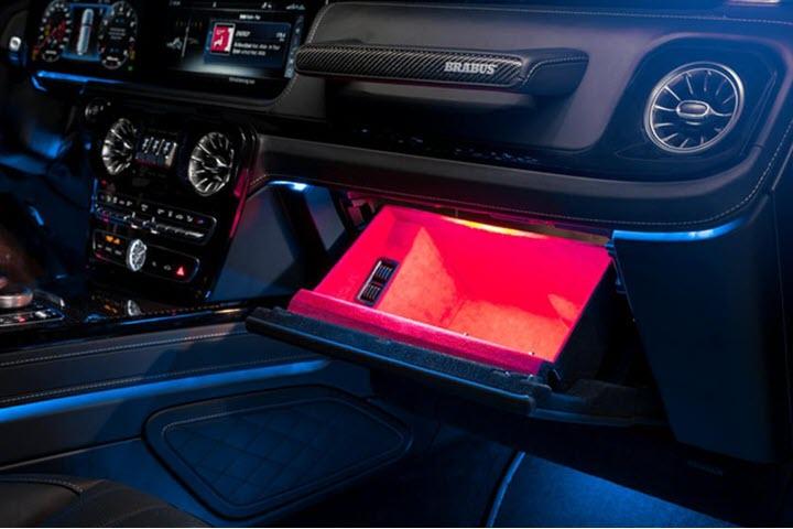 Brabus ra bản độ Mercedes G63 mới, hầm hố nhất từ trước tới nay