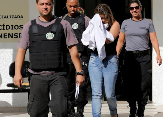 Brazilian Wife of Greek Ambassador, Jailed,Murder,News,
