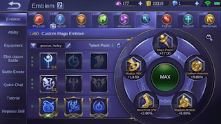 faramis mobile legends