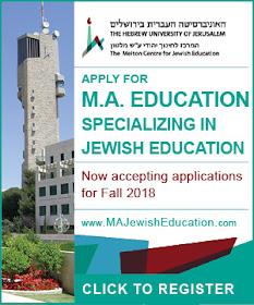 Hebrew University's Melton Centre for Jewish Education