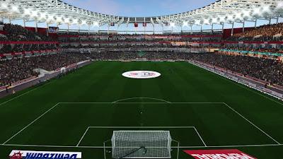 PES 2020 Antalya Stadium