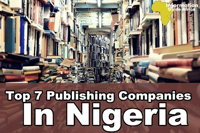 Top 7 Publishing Companies In Nigeria