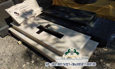 Kuburan Kristen Modern, Kijing Makam Kristen Modern